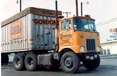 Gordon's MACK Truck