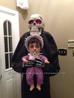 Most Disturbing Homemade Baby Abduction Costume... This website is the Pinterest of costumes  sc 1 st  Pinterest & 20 Next-Level Halloween Costumes | Pinterest | Awesome halloween ...
