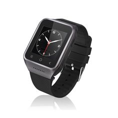 Wemelody GPS Position Smart Watch S8 With SIM Card 3G WCDMA Android 4.4 System 5.0 MP Camera 4G ROM(Black) * See this great product. (This is an affiliate link and I receive a commission for the sales) #SmartWatches