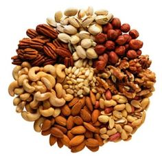 5 tree nuts to prevent heart disease