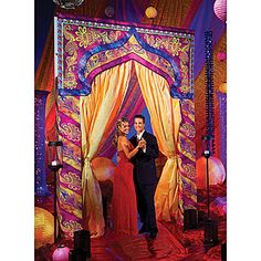 We produce Moroccan theme, Arabian Nights theme, and Bollywood theme parties.