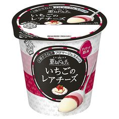 重ねドルチェ <いちごのレアチーズ> - 食@新製品 - 『新製品』から食の今と明日を見る!