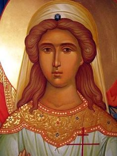 Religious Pictures, Religious Icons, Religious Art, Roman Church, Paint Icon, Saint Helens, Religious Paintings, Byzantine Icons, Guardian Angels