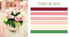 paleta de cores casamento 06 Color Combos, Wedding Colors, Dream Wedding, Marriage, Instagram, Creative, Party, Inspiration, Cores Logo