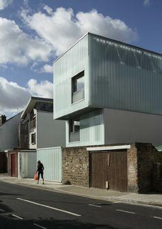 Carl Turner Architects: Slip House - Thisispaper Magazine