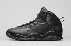 "Air Jordan 10 Retro ""New York"" City Pack (Europe Release Date) - EU Kicks: Sneaker Magazine"