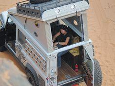 Toyota Land Cruiser Lj78 Troop Carrier Camper Google39da