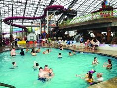 Water-Zoo Indoor Water Park, Clinton