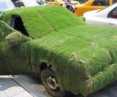 The Grass is Always Greener - 13 Harmless Car Pranks