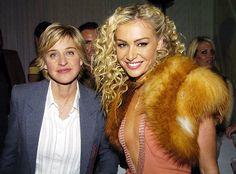 Ellen DeGeneres and Portia de Rossi's Road to Romance