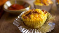 In a world of exotic baked goods, these take the cake: cupcakes made from shredded potatoes, bacon, eggs and Cheddar cheese, and drizzled with spicy Sriracha sauce. The final flavor is pure breakfast, but like nothing you've ever tasted.