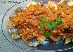 Bez Pszenicy: Ryba po grecku