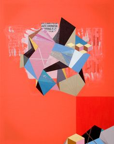 Clark Goolsby :: Mixed Media - MAIYA - MY ADVENTURE IS YOUR ADVANTAGE :: ART / DESIGN / FASHION / DECOR