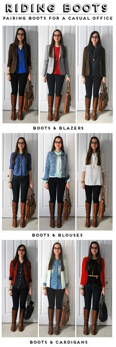 Ruffles & Sequins || a style blog: How to Style Riding Boots pt. 2