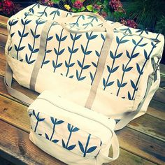 Portside Travel Set | 25 Adorable Purses And Bags You Can Make Yourself