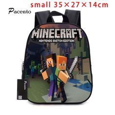 Cheap school bags for boys, Buy Quality school bags directly from China bags for boys Suppliers: 2017children Backpack Kindergarten Backpack Boy Cute MineCraft Cartoon Backpack Hot Game Backpack School Bags for Boys and Girls