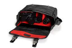 ONA | The Berlin II Leica Camera Bag - Black