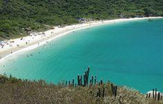 Praia do Forno, Arraial do Cabo – RJ - Brasil
