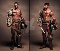 Image result for fantasy gladiator