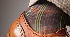 Men's Sock Collection #BrettJohnsonCollection. http://www.annabelchaffer.com/categories/Gentlemen/