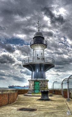 old lighthouse by IndianRain.deviantart.com on @deviantART