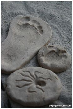 Sand Clay Recipe - Create, Bake  Keep!