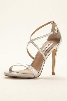 Steve Madden High Heel Strappy Sandal Style FELIZ