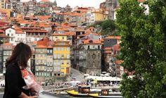 porto cruz terraza, Porto, Portugal