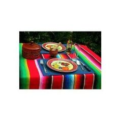 Large Authentic Mexican Saltillo Sarapes Throw Rugs Colorful Blankets $28.99