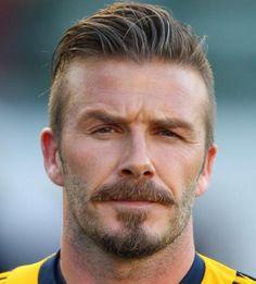 Beckham beard 1