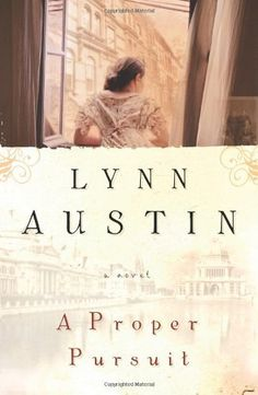 Free Book - A Proper Pursuit, by Lynn Austin, is a repeat freebie in the Kindle store (from 2010) and newly free from Barnes & Noble and ChristianBook, courtesy of Christian publisher Bethany House.
