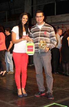 Categoria Trabalho de Conclusão de Curso. Vencedor: Jean Monteiro