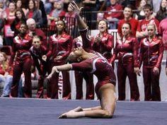 Alabama gymnastics wins No. 106 over Auburn