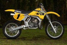 Motocross Bikes, Vintage Motocross, Santa Cruz Bicycles, Dirtbikes, Offroad, Yamaha, Motorcycle, Vehicles, Trail
