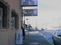 As seen on the Food Network, Kiki's serves up a legendary Machaca plate.     http://www.elpasotimes.com/ci_16248908