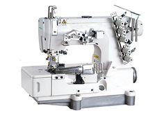 :: Industrial Sewing Machine :: Industrial, Sewing, Dressmaking, Couture, Stitching, Full Sew In