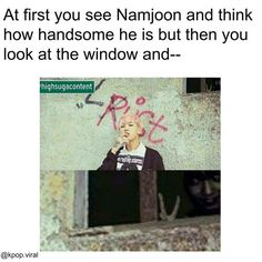 Okay this is creepy af // bts