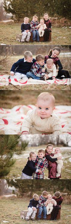 Holiday Mini Session | Erin Blair Photography | Minneapolis Area Photographer