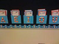 dr seuss bulletin board #school #classroom Vowels