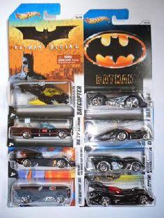 2012 HOT WHEELS BATMAN!!! NEWEST RELEASE COMPLETE SET of 8 VVVVVHTF!!!!! free shipping
