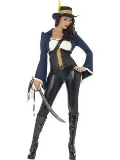disfraz de pirata penlope uac