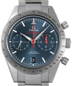 301bdabb974 Omega Speedmaster 57 Co-Axial Chronograph 331.10.42.51.03.001 Stainless  Steel 41.5mm