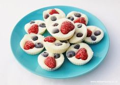 Eats Amazing UK - Healthy frozen fruity yoghurt snack idea with free child friendly easy recipe sheet to print out