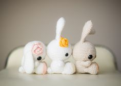 Ravelry: Spring Bunnies pattern by Stephanie Jessica Lau