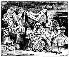 Alice in Wonderland - Study Questions