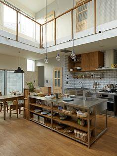 M's house kitchen
