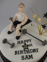 21st birthday cakes for men - Google Search