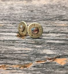 A personal favorite from my Etsy shop https://www.etsy.com/listing/481969865/bullet-earrings-40-winchester