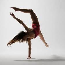 Contemporary dance. My favourite. #Contemporary #Dance #Dancer
