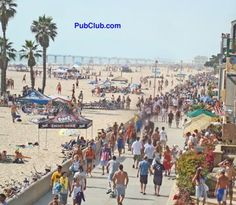 hermosa beach strand, very cool eclectic vibe, our favorite pier